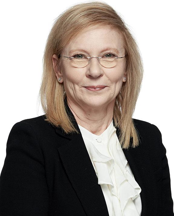 Advokat Maarit Eriksson