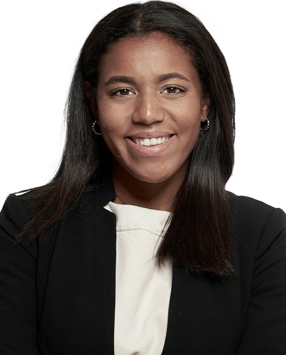 Advokat Melinda Okou
